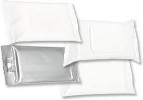 Embalagem Flow Pack