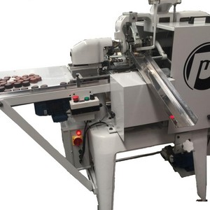 Máquina de embalar trufas