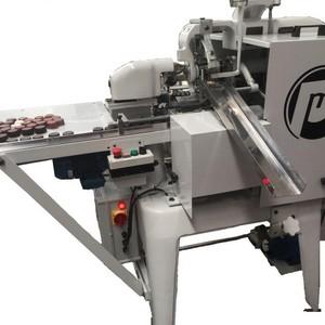 Máquina embaladora de trufas